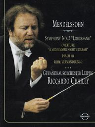 Classical Various Artists Euroarts - Chailly Conducts Mendelssohn