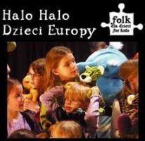 POP DZIECI Z BRODA HALO HALO - DZIECI EUROPY