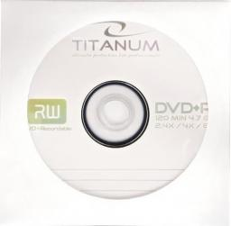 Esperanza DVD+R TITANUM 4.7GB, 8x 500szt