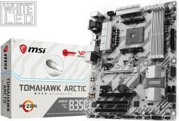 Płyta główna MSI B350 TOMAHAWK ARCTIC (7A36-004R)