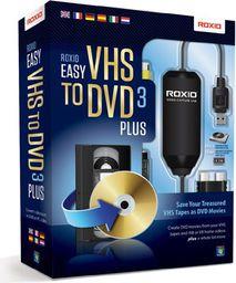 Program Corel EASY VHS TO DVD 3 PLUS (251000EU)