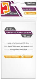 Rebel Koszulki Standard European Premium 59x92 (100szt) (232244)