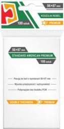 Rebel Koszulki Standard American Premium 56x87 (100szt) (232234)
