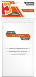 Rebel Koszulki Mini European 45x68 (100szt) (231982)