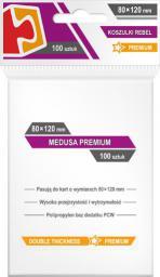 Rebel Koszulki Medusa Premium 80x120 (100szt) (232268)