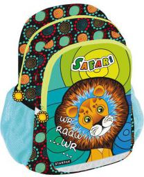 Starpak Plecak szkolny Safari STK29-40 wielokolorowy (375200)