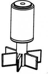 AQUAEL  WIRNIK DO  FAN-1,PFN-350,TUR CZĘŚĆ ZAMIENNA