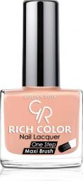 Golden Rose Rich Color Nail Lacquer Trwały lakier do paznokci 10.5ml 43