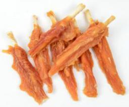 ALDA 2610 Suszone płatki kurczaka na patyku 500g