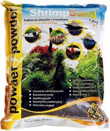 AQUA ART SHRIMP SAND 1,8kg brąz