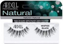 Ardell Natural Lashes Wispies Black Profesjonalne rzęsy na pasku