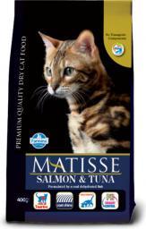 FARMINA PET FOODS Matisse - Łosoś i tuńczyk 400g