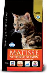 FARMINA PET FOODS Matisse - Neutered Łosoś 400g