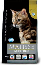 FARMINA PET FOODS Matisse - Neutered 400g