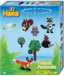 Hama Midi - Karuzela Leśne zwierzaki (231465)