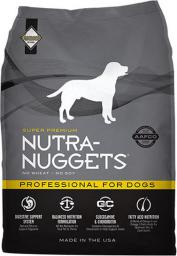 DIAMOND PET FOODS Nutra dog profesional czarna 15kg