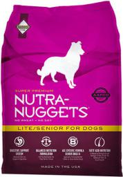DIAMOND PET FOODS Nutra dog lite senior fioletowa 15kg