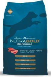 DIAMOND PET FOODS NUTRA GOLD GRAIN FREE PIES 2.25kg FISH WHITEFISH BEZZBOŻOWA