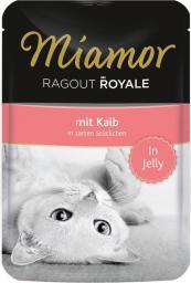 FINNERN Miamor Ragout Royale saszetka Cielęcina w galaretce - 100g