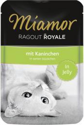 FINNERN Miamor Ragout Royale saszetka Królik w galaretce - 100g