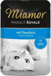 FINNERN Miamor Ragout Royale saszetka Tuńczyk w galaretce - 100g
