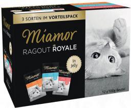 FINNERN Miamor pakiet Mix w galaretce  - 12x100g