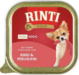 FINNERN Rinti Gold Mini Wołowina i perliczka - 100g