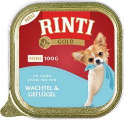 FINNERN Rinti Gold Mini Przepiórka i drób - 100g