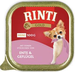 FINNERN Rinti Gold Mini Kaczka i drób - 100g