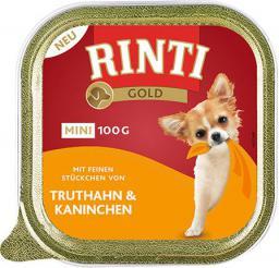 FINNERN Rinti Gold Mini Indyk i królik - 100g