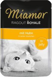 FINNERN Miamor Ragout Royale saszetka Kurczak w galaretce - 100g