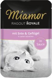 FINNERN Miamor Ragout Royale saszetka Kaczka i kura w sosie - 100g