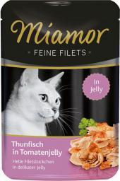 FINNERN Miamor Feine Filets saszetka Tuńczyk i pomidory - 100g
