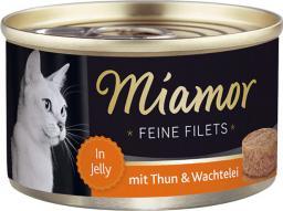 FINNERN Miamor Feine Filets puszka Tyńczyk i jajka - 100g