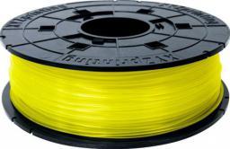 DaVinci Filament żółty PLA do  3D  NFC Junior (RFPLCXEU03J)