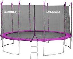 Hudora HUDORA Family Trampolin 400 - pink - 65645