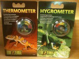 HAGEN Exoterra Hygrometr Do Terrarium