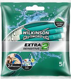 Wilkinson  Extra 2 Sensitive Maszynka do golenia 5szt