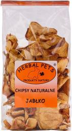 HERBAL PETS CHIPSY JABŁKO 100g