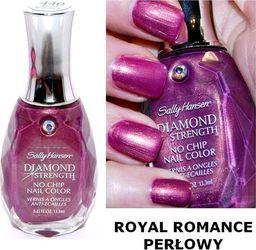 Sally Hansen Diamond Strength No Chip Nail Color W 13.3ml   440 Royal Romance