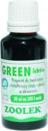 ZOOLEK GREEN ICHTIO BUTELKA 30ml