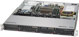 Serwer SuperMicro Barebone (SYS-5019S-M)