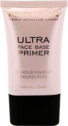 Makeup Revolution Ultra Face Base Primer Baza pod makijaż 25ml