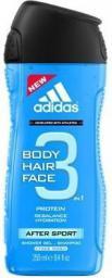Adidas 3in1 After Sport Żel pod prysznic  250ml