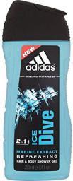 Adidas Ice Dive Żel pod prysznic 250ml