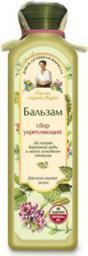 Babuszka Agafia Balsam bo włosów Wzmacniający 350ml