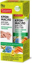 """Fitocosmetics Krem-olejek do rąk i paznokci """"Intensywne odżywianie"""" 45ml"""