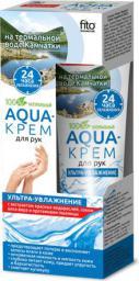 """Fitocosmetics Aqua-krem do rąk """"Ultra Nawilżenie"""" 45ml"""