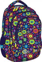 MAJEWSKI Plecak 3-komory JELLY BP26