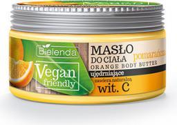 Bielenda Vegan Friendly Masło do ciała Pomarańcza 250ml